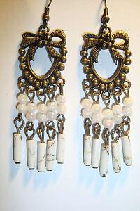 Large Long Indian~Asian Ethnic Boho Chandelier Earrings~ER97~uk ...