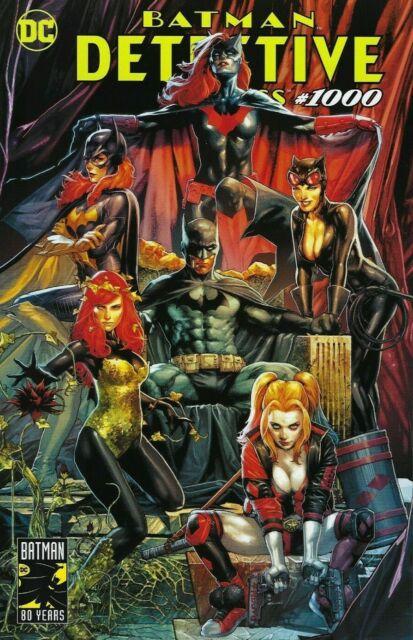 DC Batman Detective Comics #1000 Jay Anacleto Variant Cover Unknown Comics