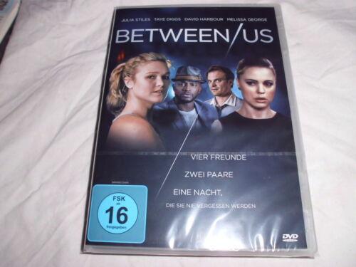 1 von 1 - BETWEEN US 4 Freunde, 2 Paare, eine Nacht ... Komödie FSK16 DVD NEU+foliert!!!