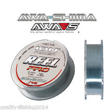 AWA`S (AWA-SHIMA) ION POWER REEL PRO 150mt. 0.20 Fishing line