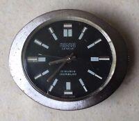 Vintage Women's Mechanical Swiss Wristwatch Miramar Geneve Stainless Steel