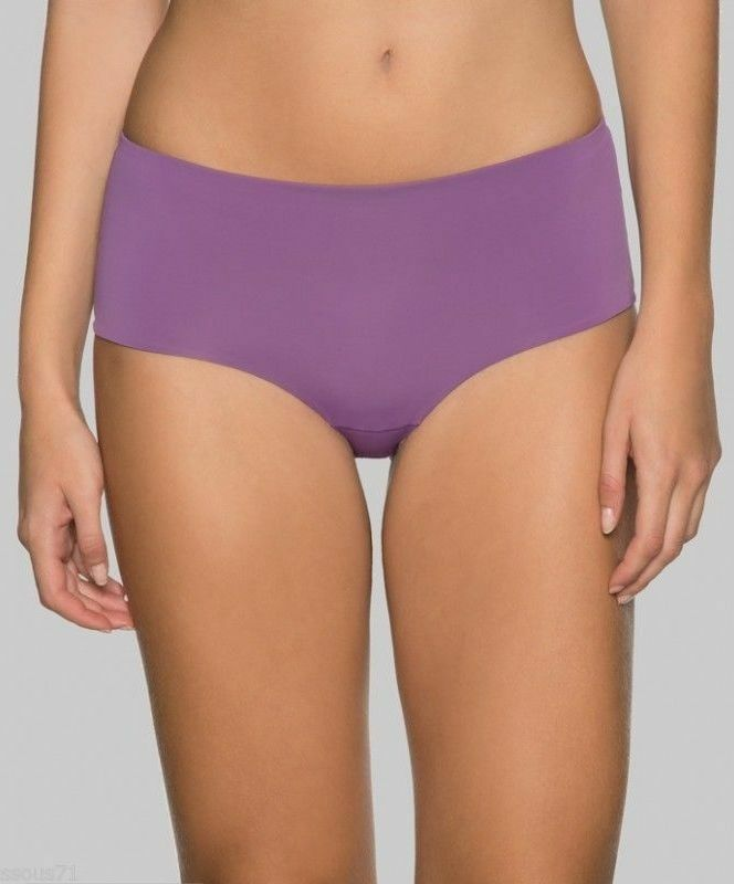 Wonderbra Small Size 10 Shorts Knickers Panties Purple RRP £10+