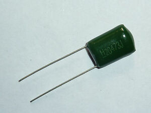 FREE SHIPPING .001uf 0.001uf, 1nf wh 6 pcs 630v metalized film capacitor
