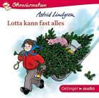 Ohrwürmchen Lotta kann fast alles (CD) von Astrid Lindgren (2016)