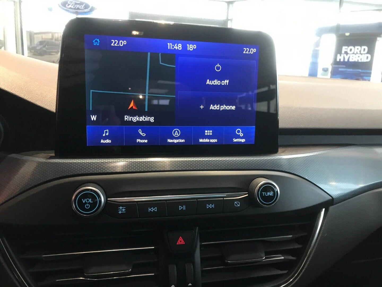 Ford Focus 1,0 EcoBoost mHEV Active - billede 8