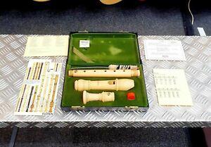 Moeck-Rottenburgh-239-Maple-Wooden-Alto-Recorder-including-case