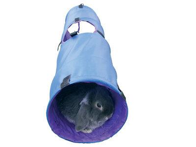 Boredom Breaker Attività Coniglio Tunnel (pacco Da 4)-mostra Il Titolo Originale I Colori Stanno Colpendo