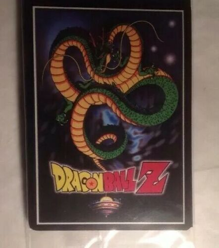 2001 Dragonball Z Sealed Promo Pack Sealed