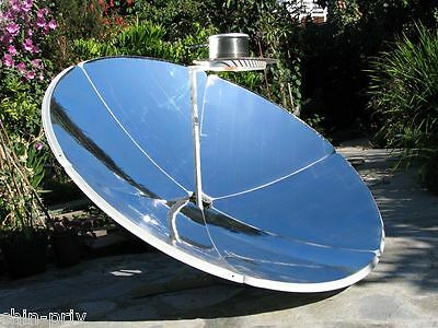 8pcs  Light Reflective Mirro Sticker for Satellite Dish Solar Cooker Free Energy