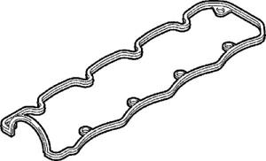 Joint de culasse capot pour joint de culasse Elring 081.540 Joint