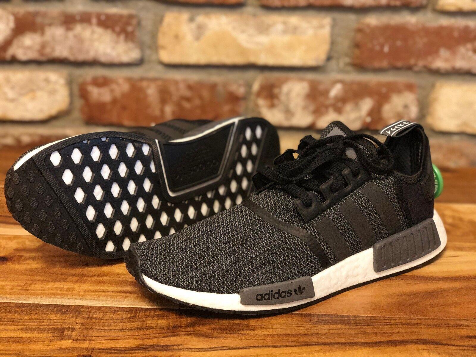 El Carbono Adidas Zapatos Nmd Popular Core Mas Negro Evxps8qwx De R1 YWD9I2EH
