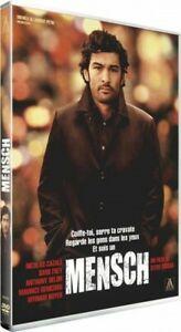 Mensch-Nicolas-Cazale-Sara-Martins-Anthony-Delon-DVD-NEUF