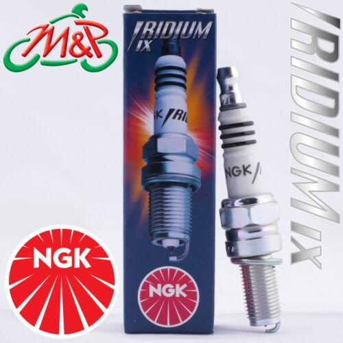Yamaha FZS600 Fazer 1998 4 NGK Iridium Spark Plugs