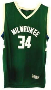 FANATICS NBA MILWAUKEE BUCKS #34 GIANNIS ANTETOKOUNMPO ...