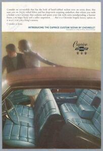 INTRODUCING-THE-CAPRICE-CUSTOM-SEDAN-BY-CHEVROLET-1965-Vintage-Print-Ad