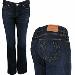 c33279e42 True Religion Jeans women s TONY Hi-rise micro bootcut Luckdraw ...