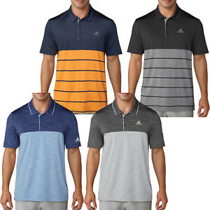 e50ee83a Image is loading Adidas-Mens-Golf-Ultimate-365-Heather-Block-Performance-