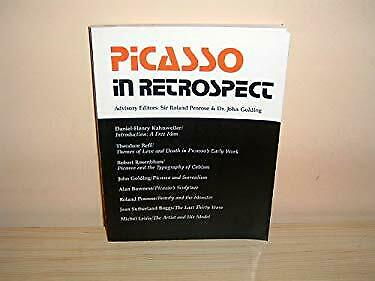 Picasso in Retrospect by PENROSE, Ronald & GOLDING, John (eds)