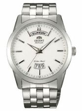 Orient Union Automatic FEV0S003WH White Dial Stainless Steel Men's Watch