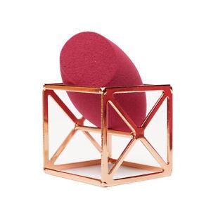 Makeup-Sponge-Holder-Drying-Rack-Egg-Powder-Puff-Display-Stand-4-Colors
