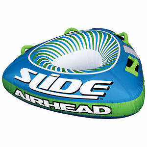 Airhead Slide Towable Decktube Schleppring Funtube Boot Riding Tube 1 Person