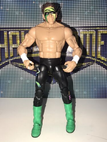 WWE Mattel Elite WCW Bash At The Beach Sting Then Now Forever Walmart Only