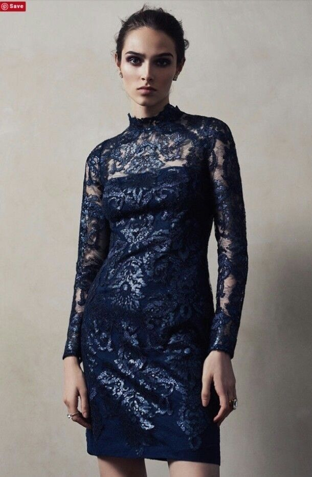 Reiss Asabi Sequin Navy Stunning Stunning Stunning Dress Brand New With Tags Size RRP b7e595