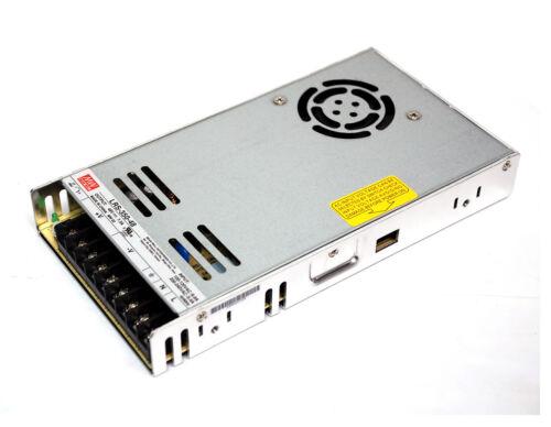 1pc corrente continua Commutazione Alimentatore LRS-350-48 48V 7.3A 350W Mean Well MW