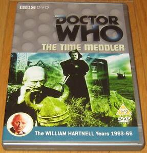 Doctor-Who-DVD-The-Time-Meddler-Excellent-Condition