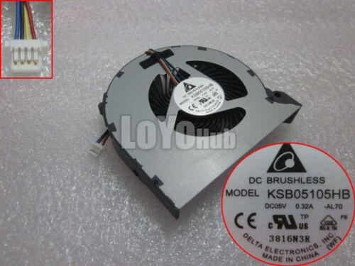 For SONY SVE171A11M SVE171B11M SVE171C11M CPU Cooling fan KSB05105HB AL70