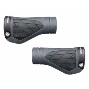vera qualità buona reputazione materiali di alta qualità Dettagli su Manopole Ergonomiche Ergon GS1 Dual Twist Shift MTB Racing black