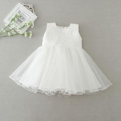 Schal Dress 9 Baby Mädchen Geburtstag//Abschlussball Tutu Prinzessin Party Kleid