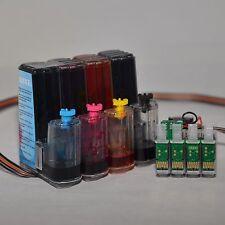 Dye ink system cis CISS for Epson XP-320 XP-420 XP-424 WF-2630 printer T220