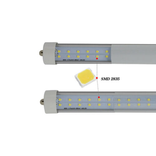 F48T12 replacement for T8 4FT LED Tube Light 36W Dual-Row lamp Fluorescent Bulbs