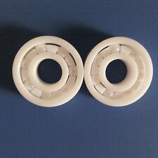 [2] ABEC-5 Full Ceramic Spool Bearings size 3x10x4, Abu Garcia, Daiwa, Shimano