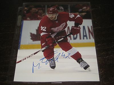 MARTIN FRK autographed DETROIT RED WINGS 8X10 photo L  K 6df880f44