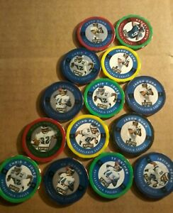 1997-NFL-Chip-Shots-Football-Lot-Eagles