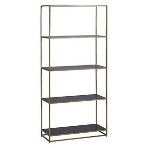 Image Is Loading Content By Terence Conran Black Enamel Tall Bookcase
