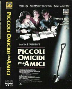 PICCOLI-OMICIDI-tra-AMICI-Usa-1994-VHS-Medusa-Danny-Boyle-Kerry-Fox