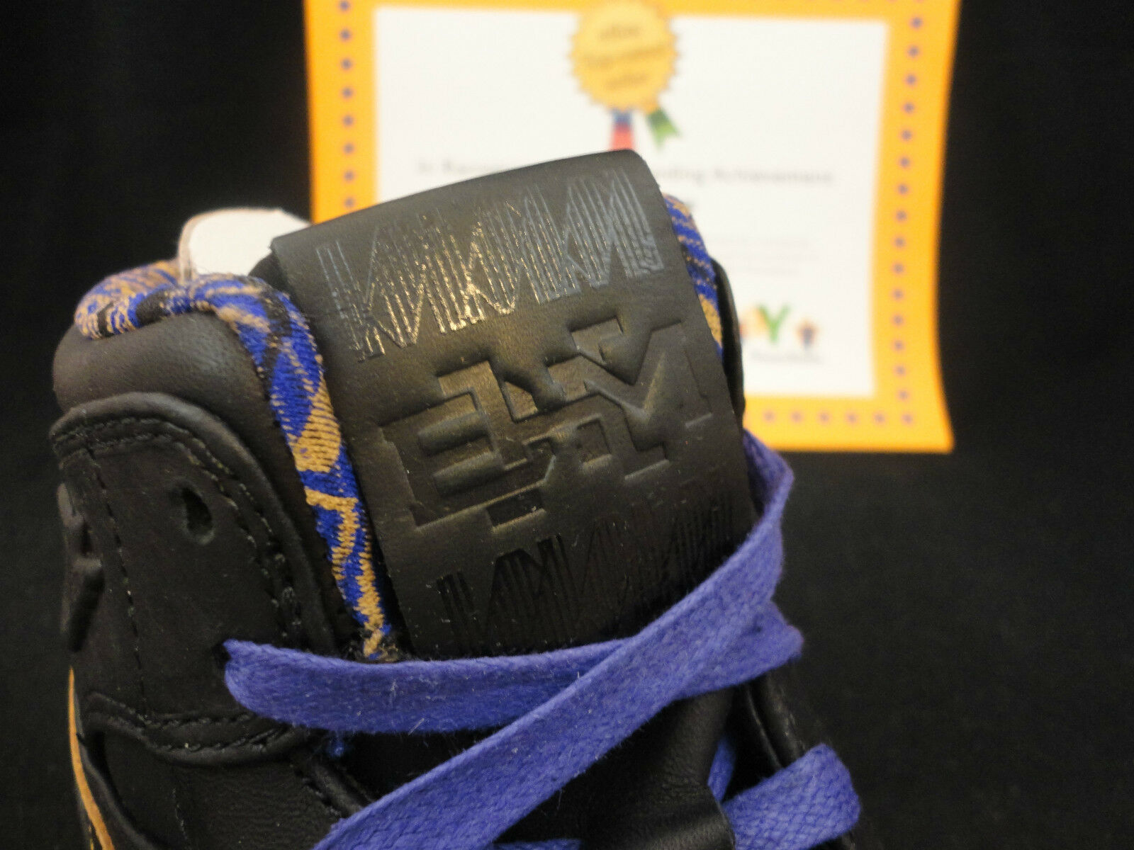 Nike air jordan 1 metà nouveau bhm, edizione limitata, numero 11