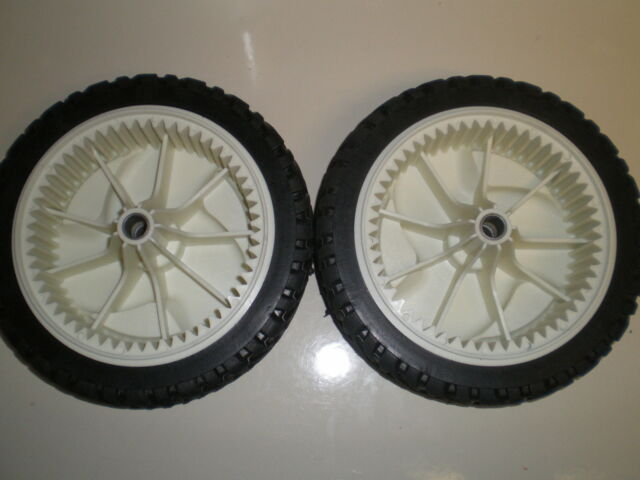 """Front drive 22"""" Recycler Toro  Lawnmower 8"""" Wheels Replaces 105-1815 (Set of 2)"""