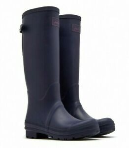 Joules-Field-Welly-Navy-30-OFF-ONLY-UK-8-039-s-LEFT