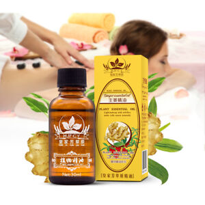 Arrival-Plant-Therapy-Lymphatic-Drainage-Ginger-Oil-HIGH-QUALITY-amp-NATURAL-Use