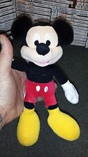 """Mickey Mouse 6"""" Plush Bean Bag Figure Just Play"""