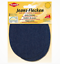 Kleiber Jeans Patches Pack Of 2,Choice Of Colour 13cm x 10cm Iron or Sew On