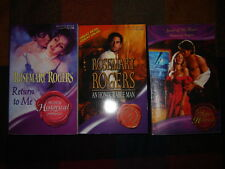 ROSEMARY ROGERS - 3-Book Collection (Historical Romance)
