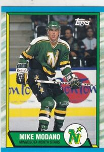 MIKE-MODANO-2003-04-03-04-TOPPS-LOST-ROOKIE-INSERT-LRC-MM-NORTH-STARS