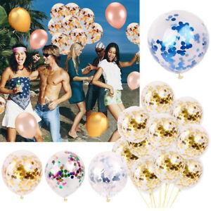 20PCS-12-034-Confettis-rempli-Ballons-Joyeux-Anniversaire-Mariage-Fete-Noel-decor