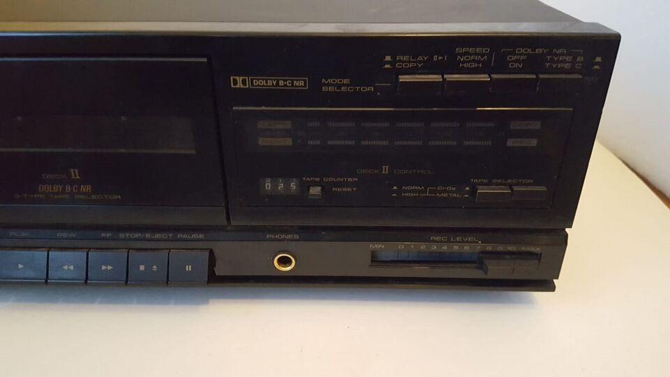 Båndoptager, Pioneer, CT-W330
