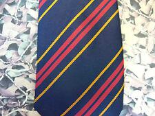 Royal Logistic Corps Regimental (Stripe) Tie RLC